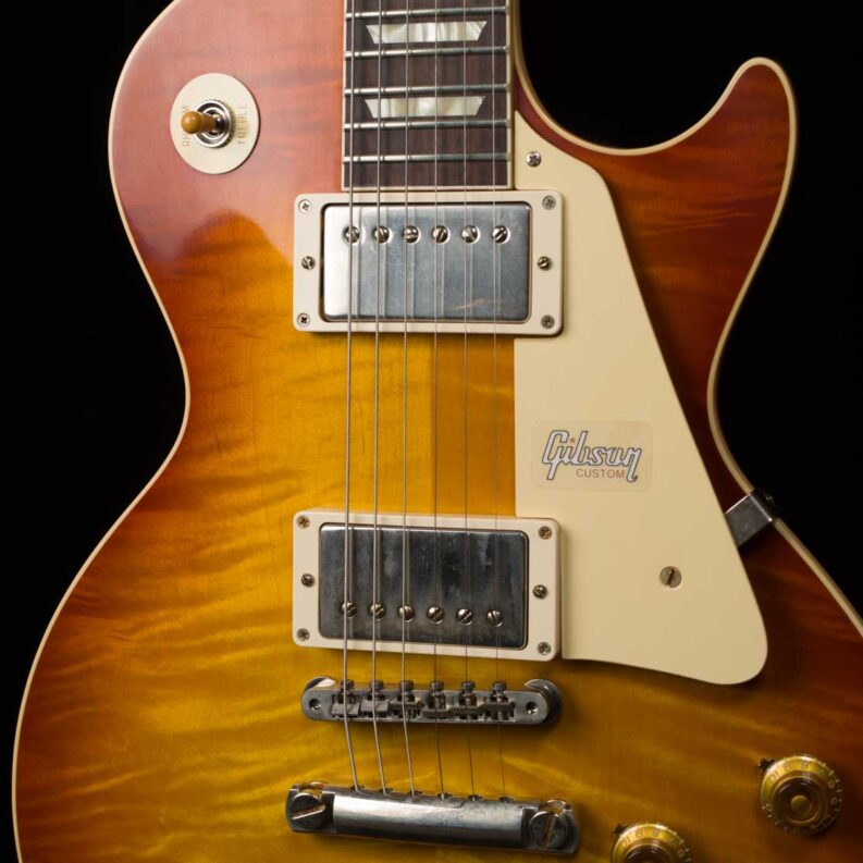 60th Anniversary 1960 Les Paul Standard Version 1 VOS (Antiquity Burst)