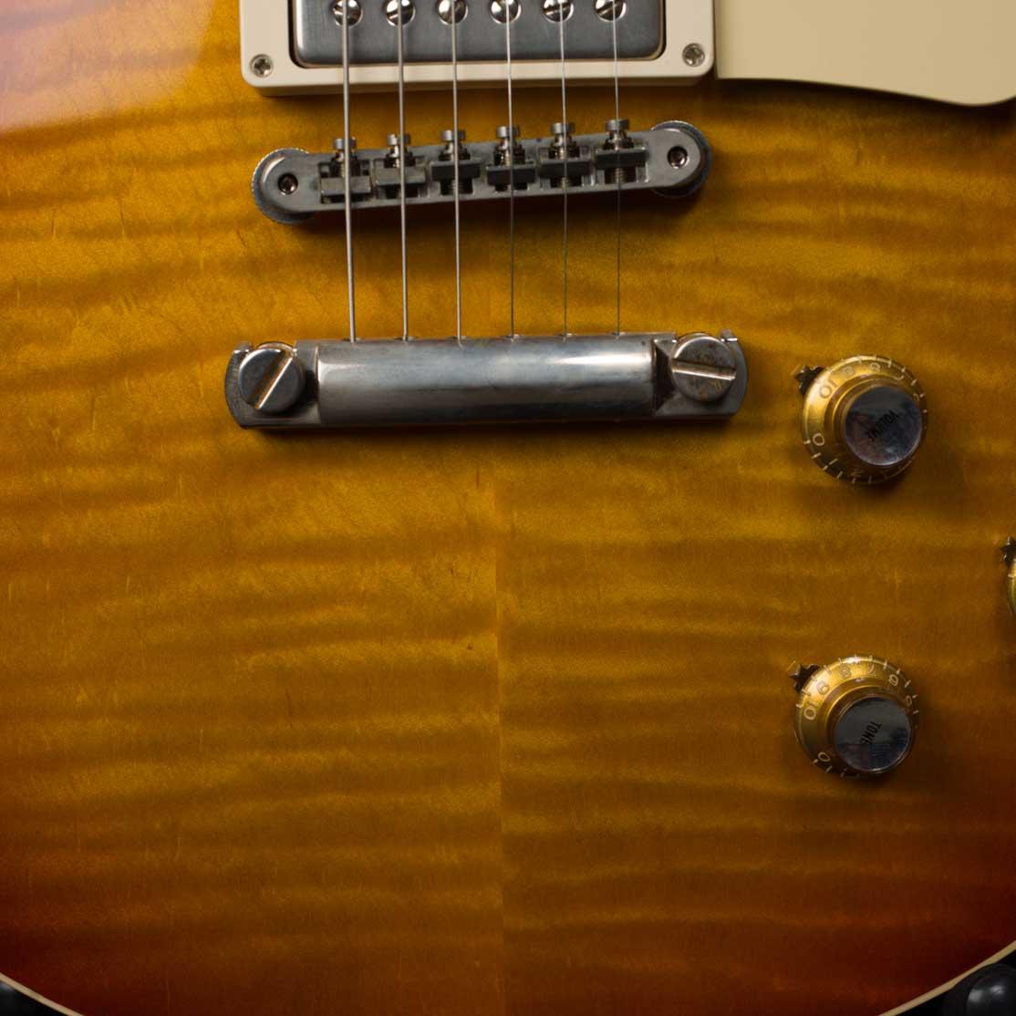 60th Anniversary 1960 Les Paul Standard Version 3 VOS (Washed Bourbon Burst)