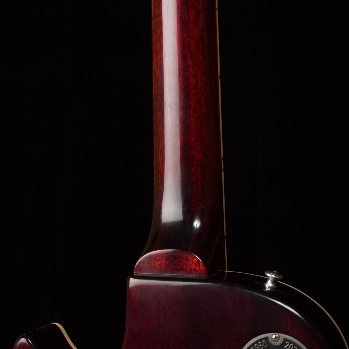 60th Anniversary 1960 Les Paul Standard Version 3 VOS (Wide Tomato Burst)