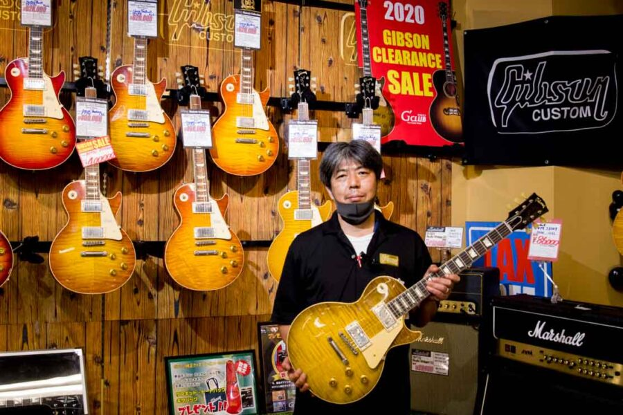 G-club fujikawa-san